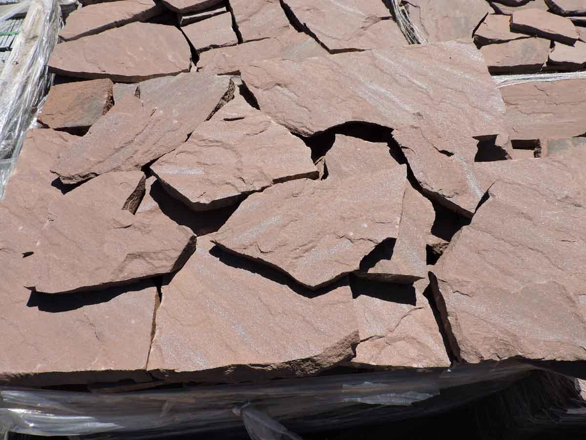 Piedra arenisca de rodeno